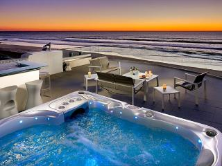 Rooftop hot tub with amazing views! - San Diego vacation rentals