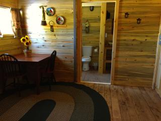 Trigger Cabin in the Horse Barn - Monticello vacation rentals