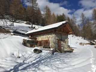 Baita per vacanze in Trentino, 8 posti letto. - Telve di Sopra vacation rentals