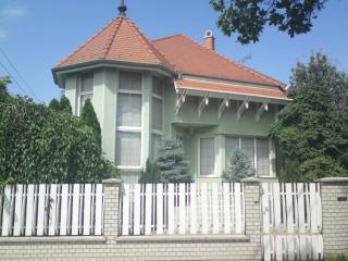 Apartment house for couples and families - Hajduszoboszlo vacation rentals
