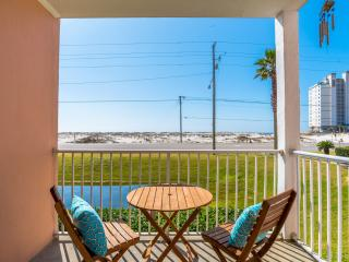 """Moore Beach Too"" - Front Row View & Miles of Sand - Gulf Shores vacation rentals"