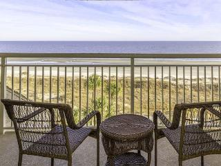 Captains Walk 484, 5th floor Oceanfront, 2 Bedrooms, Large Pool, Sleeps 6 - Hilton Head vacation rentals