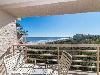 Villamare 3531, 2 Bedrooms, Oceanfront,  Indoor & Outdoor Pool, Spa, Sleeps 6 - Hilton Head vacation rentals