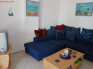 SeaFront 3,family-friendly Bungalow - Sounio vacation rentals