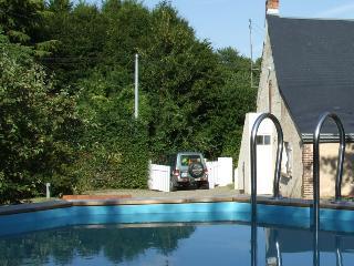 Gîte 5* étoiles, piscine, idéal pour 2, sud Sarthe - Ponce-sur-le-Loir vacation rentals