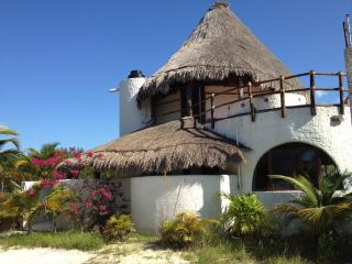 Enchanting Casa de los Angeles, steps from the sea - Holbox Island vacation rentals