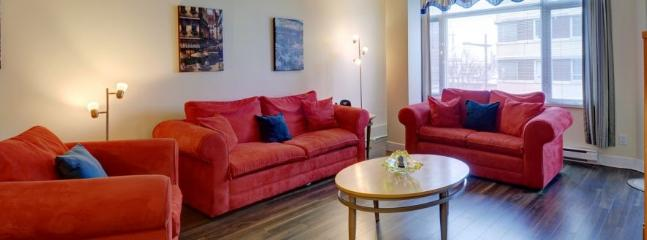 Luxury Condo with Indoor Parking - Quebec City vacation rentals