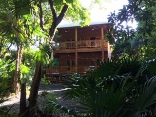 Beautiful new lodge at tranquil Cocolobo - West End vacation rentals