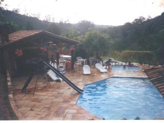 sitio com 24000metros piscina quadras casa - Campo Limpo Paulista vacation rentals