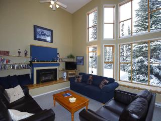 Best Ski in/out Location - 4 Bedrooms, Superb View - Silver Star Mountain vacation rentals