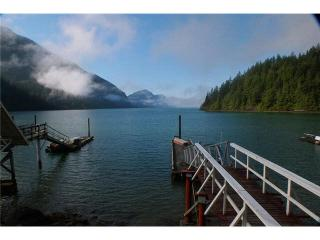 Pitt Lake Cabin at Williams Landing, Pitt Lake, BC - Pitt Meadows vacation rentals