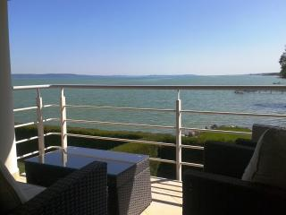"Waterfront Panorama Apartment for 4+1 ""C"" - Balatonboglár vacation rentals"