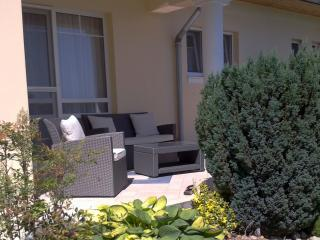 "Waterfront Panorama Apartment for 4 ""B"" - Balatonboglár vacation rentals"
