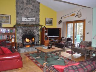 Lake, Golf, Tennis and Ski Whiteface - Lake Placid vacation rentals