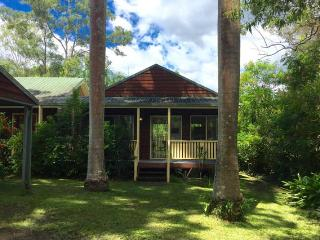 Peace and a pool, close to beaches, zoo & village - Mooloolah Valley vacation rentals