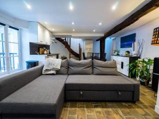 DUPLEX 70m² PARIS CENTRE TERRASSE TOITS DE PARIS - Paris vacation rentals
