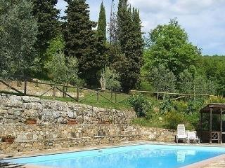 2 bedroom House with Internet Access in Badia a Passignano - Badia a Passignano vacation rentals