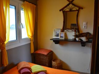 Tiny Wooden House with Sea View - Anissaras vacation rentals