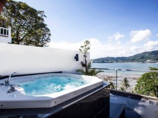 Atika Villas villa5 oceanfront serviced pool/spa - Patong vacation rentals