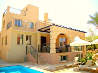 Exclusive 3 Bed Luxury Villa - Private Sandy Beach - Argaka vacation rentals