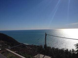 Beautiful house with amazing sea view - Framura vacation rentals