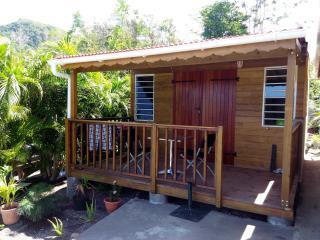 Cozy 1 bedroom Bouillante Bungalow with Internet Access - Bouillante vacation rentals