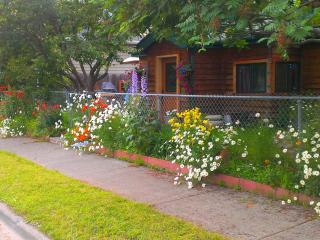 Cedar Alley in downtown Anchorage's South Addition - Anchorage vacation rentals