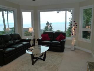 Spectacular Ocean/Mountain View - Nanaimo vacation rentals