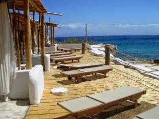 STUDIOS WITH SEA VIEW BY THE BEACH OF KALO LIVADI - Kalo Livadi vacation rentals