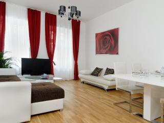 Bright Condo with Microwave and Television - Berlin vacation rentals