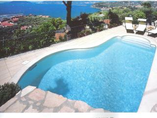 VILLA WITH POOL ,TERRIFIC VIEW 5 TERRE AREA LERICI - Lerici vacation rentals