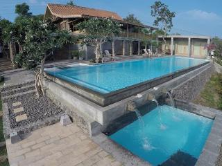 Villa Singa, Sumberkima Hill retreat - Pemuteran vacation rentals