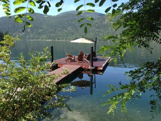 Lake House - Private Waterfront Retreat - Christina Lake vacation rentals