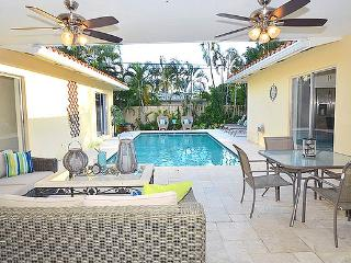 NEW STUNNING LAUD BY SEA BEACH HOME HEATED POOL! - Fort Lauderdale vacation rentals