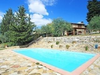 3 bedroom House with Internet Access in Badia a Passignano - Badia a Passignano vacation rentals