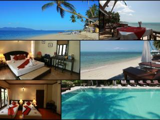 Comfy bungalow with common pool at gorgeous beach - Mae Nam vacation rentals