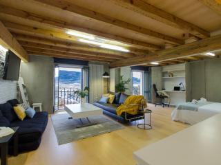Luxury loft with views in Pamplona's downtown - Pamplona vacation rentals