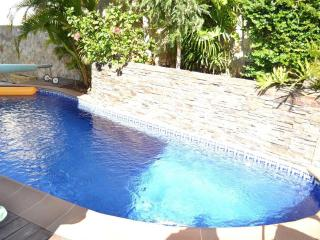 Villa with private garden. Ocean view. Heated pool - Costa Adeje vacation rentals