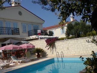 OLİVE GROVEE NO:10 STONE VİLLA SLEEPS 6 BY POOL - Cesme vacation rentals