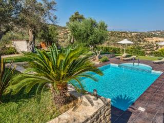 Landscape and Sunset VIews at Dafni Villa - Giannoudion vacation rentals