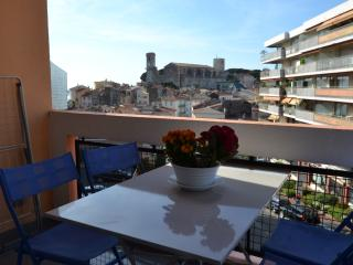 Mandariniers 31A - 3 bedroom/3 bathroom, balcony - Cannes vacation rentals