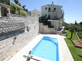 Modern Villa with swimming pool, sauna and Jacuzzi - Rezevici vacation rentals