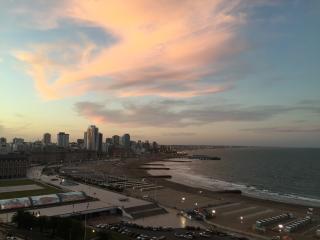 Breathtaking Ocean View/ WI-FI/ HDTV - Mar del Plata vacation rentals