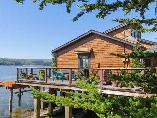 Lolo's Cottage... Perfect Gem with Private Beach - Marshall vacation rentals