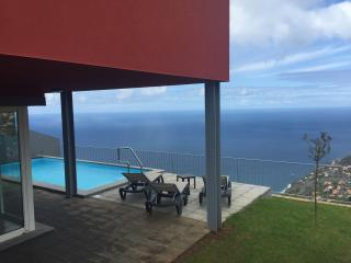 Villa Camacho VII - Atlantic Towering House - Arco da Calheta vacation rentals