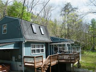 Cozy 2 bedroom Great Cacapon House with Internet Access - Great Cacapon vacation rentals