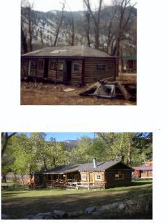 Cottontail of Bunnylane Cabins - Nathrop vacation rentals