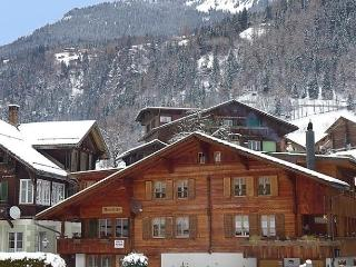 2 bedroom Apartment with Internet Access in Lauterbrunnen - Lauterbrunnen vacation rentals