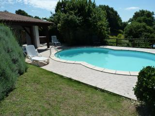 Traditional stone house with pool and hot tub - Parthenay vacation rentals