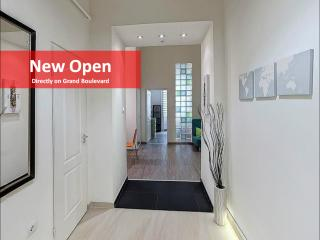 NEW! KIWI 4 Bedrooms on Grand Boulevard - Aircon - Budapest vacation rentals